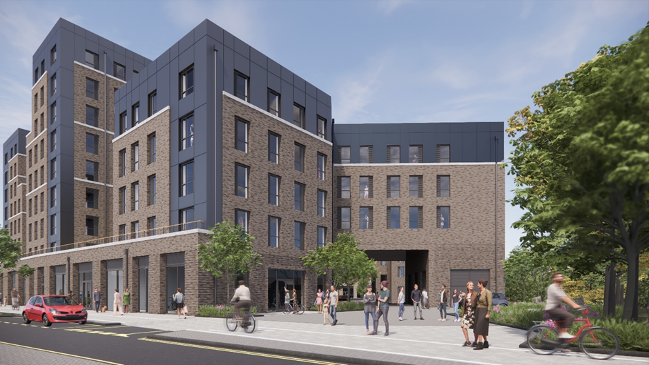 Plans unveiled for student tower blocks
