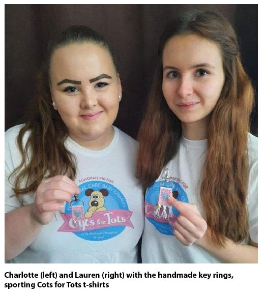 Teen to mark decade of charity fundraising