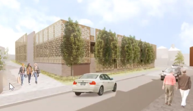 Car park gets green light
