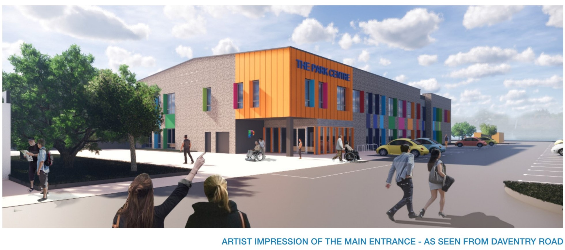 New school and community centre get green light