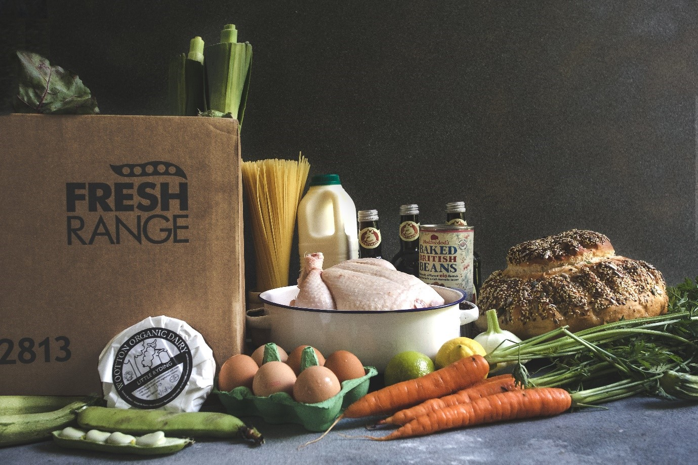 Fresh-range delivers fresher produce sourced with care to your door in South Bristol