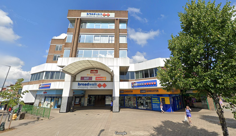 Anxiety as Knowle shopping centre is sold