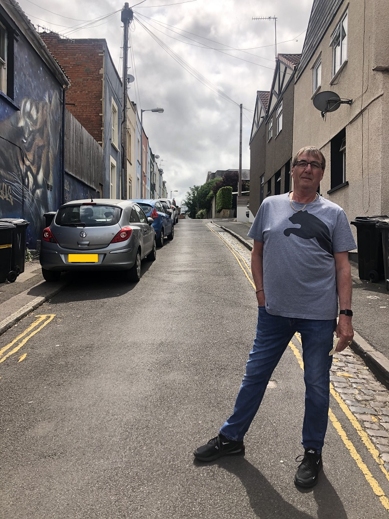 'Parking issues are driving me away'