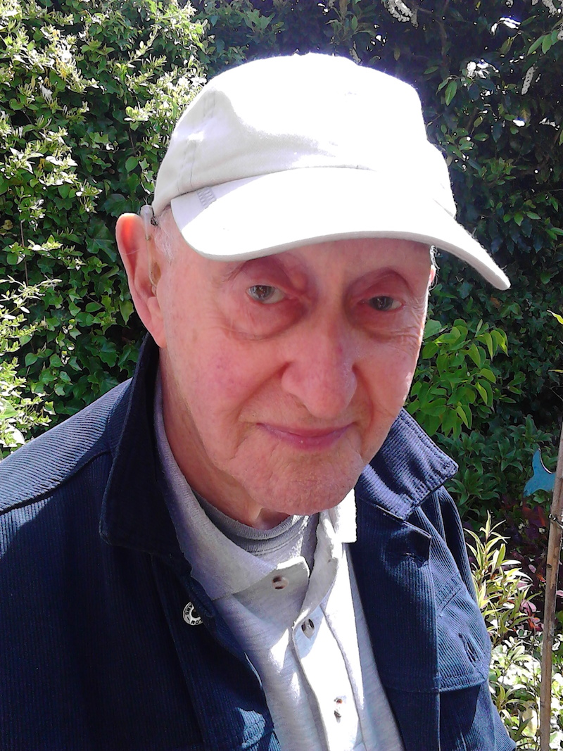 Death of South Bristol's beat poet, Ray Webber