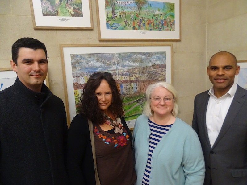 Views of South Bristol kick off mayor's City Hall gallery