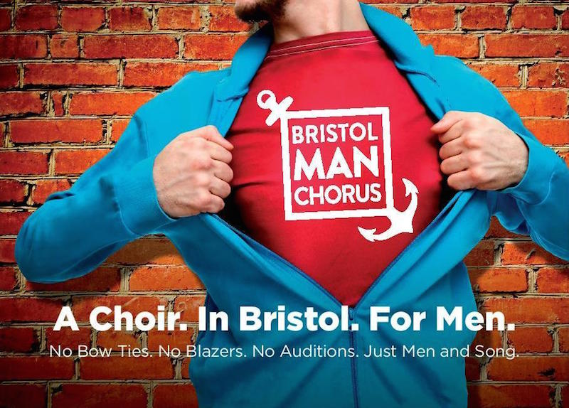 ManChorus aims to get men singing
