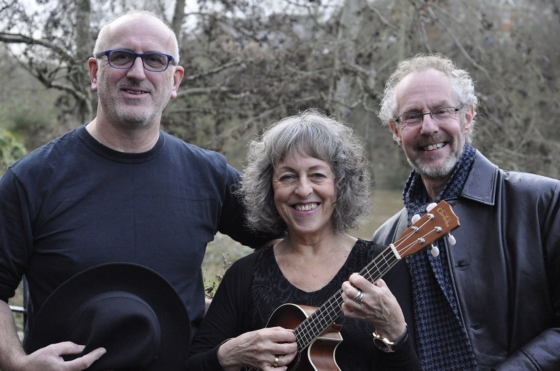 Music trio to raise the roof in aid of prostate cancer
