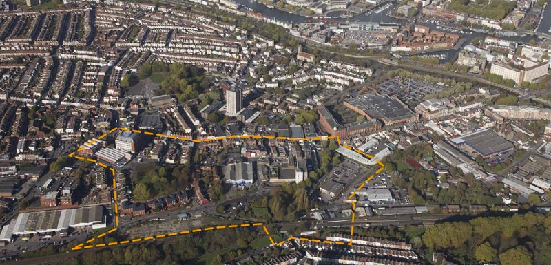 Have your say on Bedminster Green