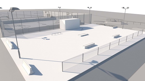 'We're well on way to creating new skate area'