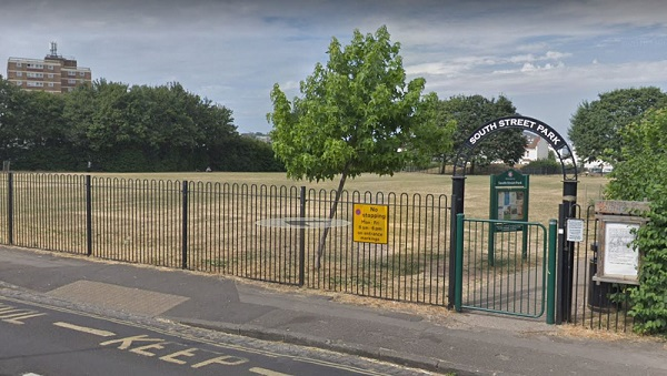 Dog ban in park will allow school to use field again