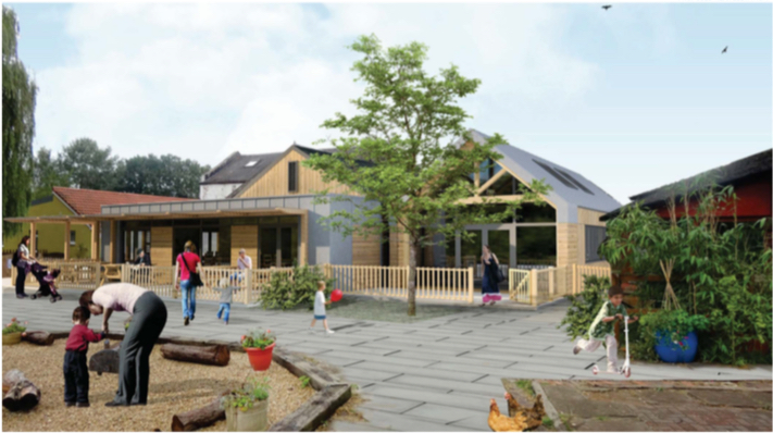 New plans to expand Windmill Hill City Farm