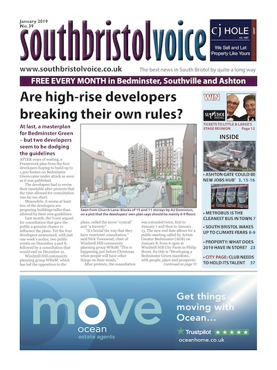 South Bristol Voice Bedminster cover January 2018