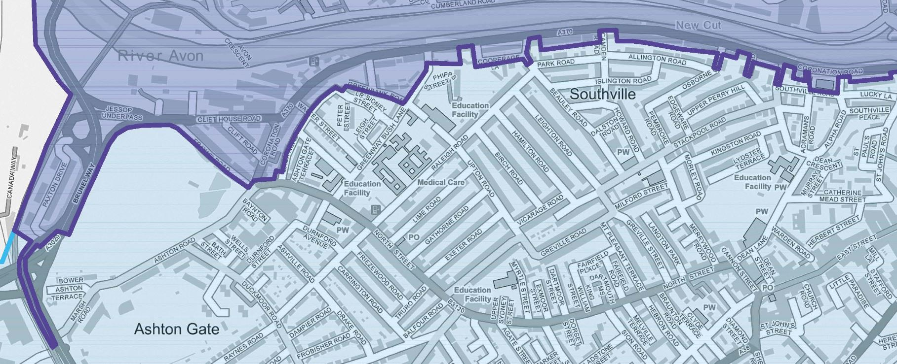 The south Bristol streets affected by city diesel ban finally revealed