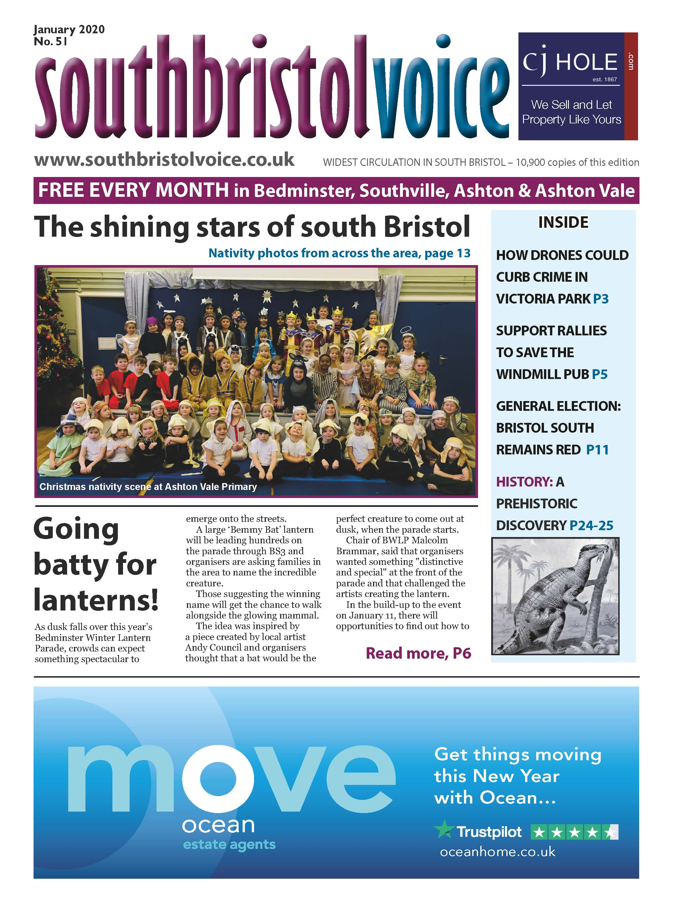South Bristol Voice Bedminster January 2020