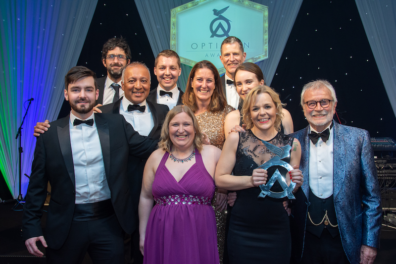 Second national award in two years for Totterdown opticians