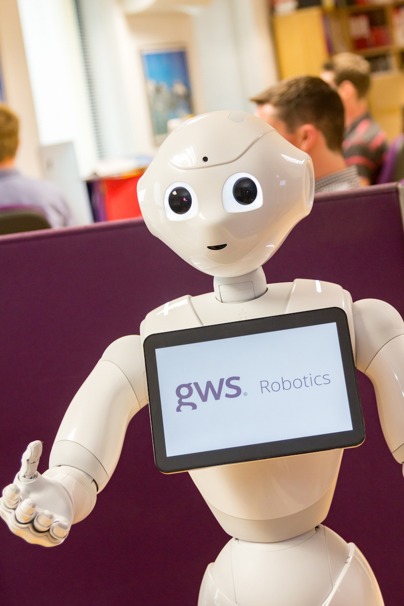 Robots aren't people, says South Bristol expert