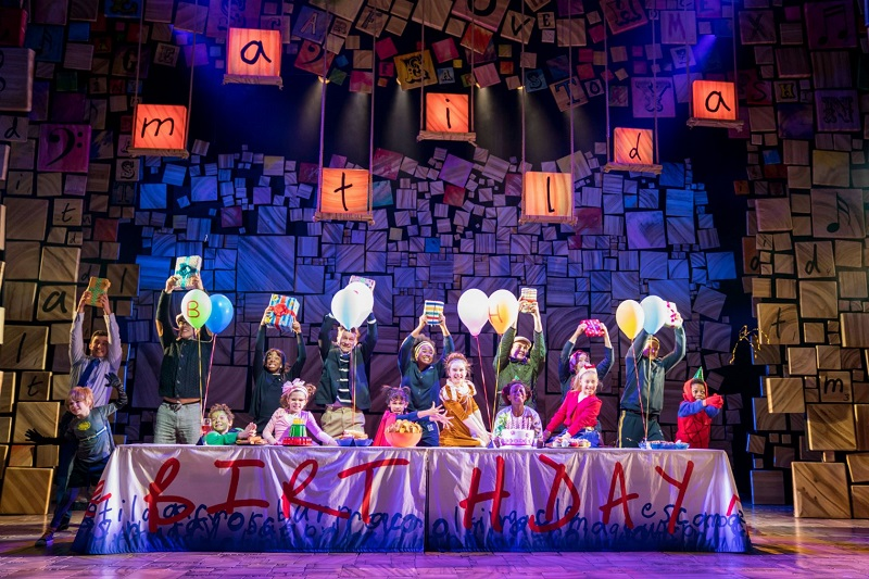 Review: Matilda the Musical at Bristol Hippodrome
