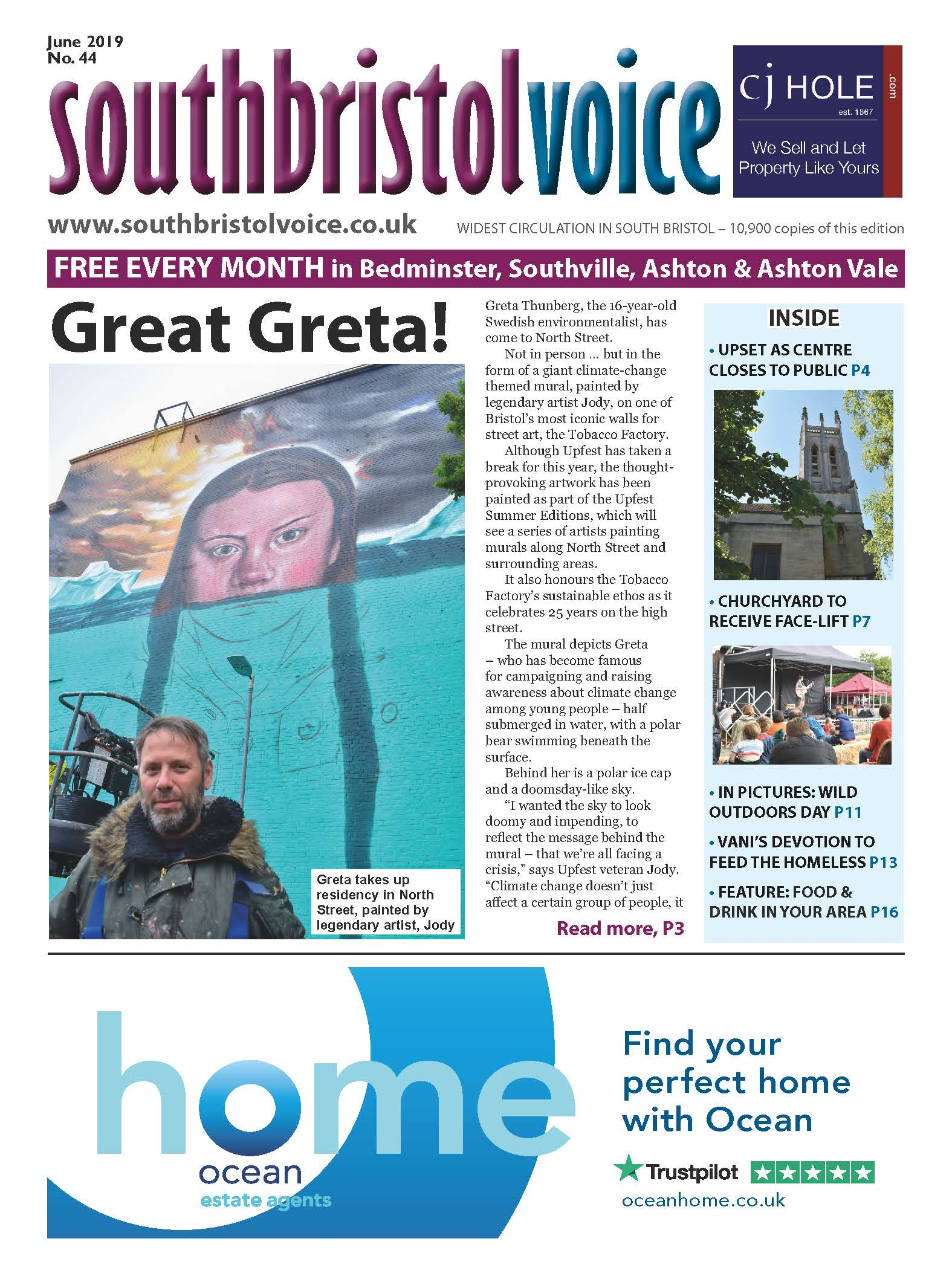 South Bristol Voice Bedminster June 2019