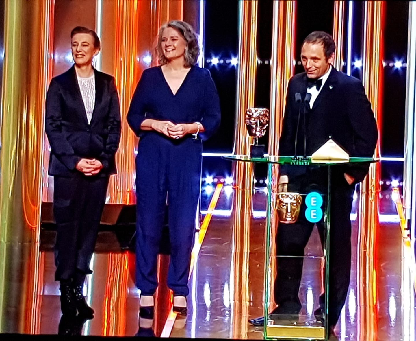 From Bristol to the Baftas for production team