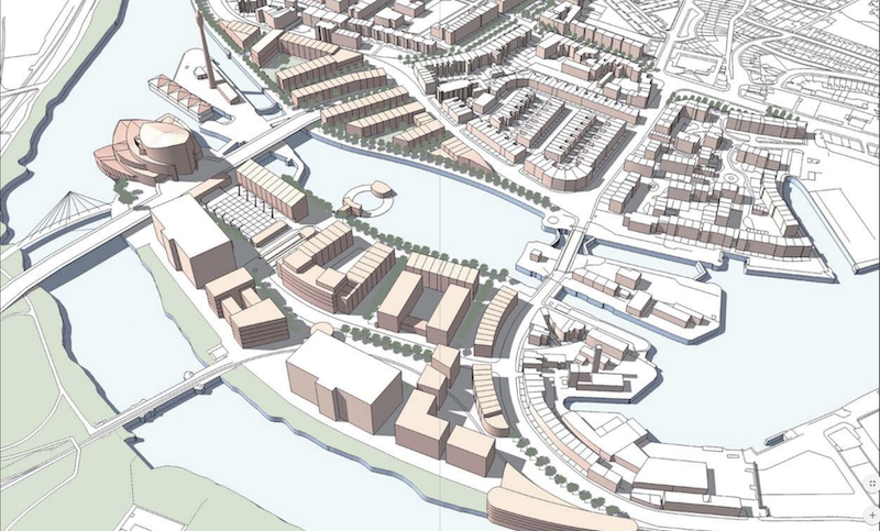 Cumberland basin vision from 2010