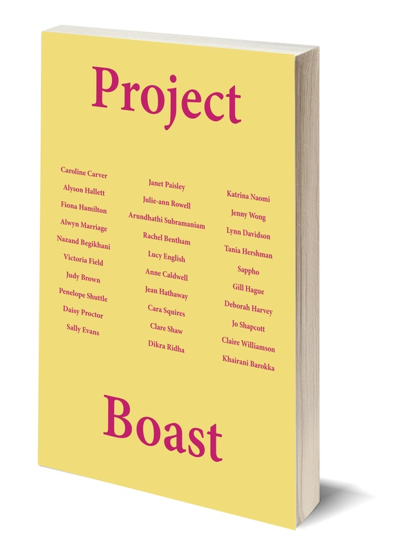 The Project Boast book