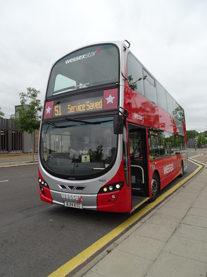 Attacks on Knowle buses amid subsidy row