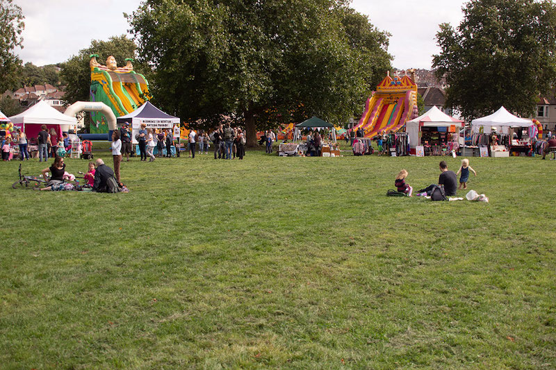 Plenty to do at Victoria Park Fun Day 2018