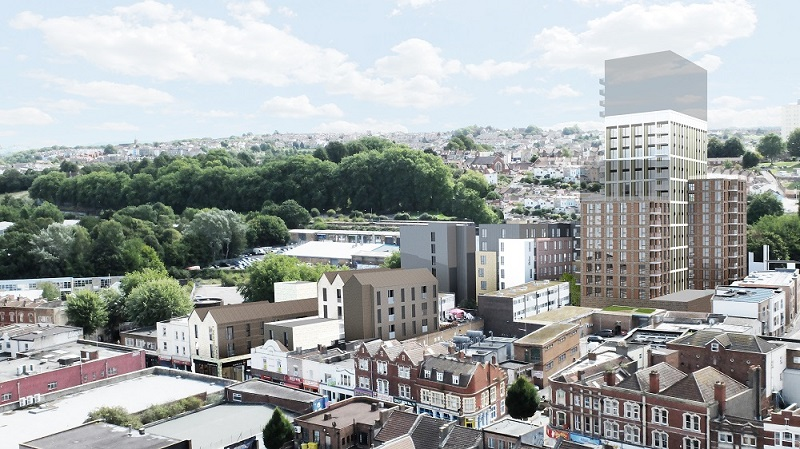 Tower block reduced - but 'changes not extensive enough'