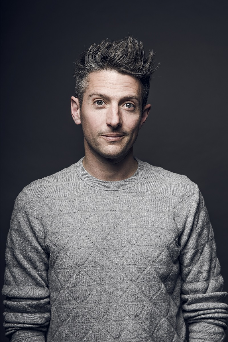 Comedy imitates life for Stuart as he brings 'End Of' show to south Bristol