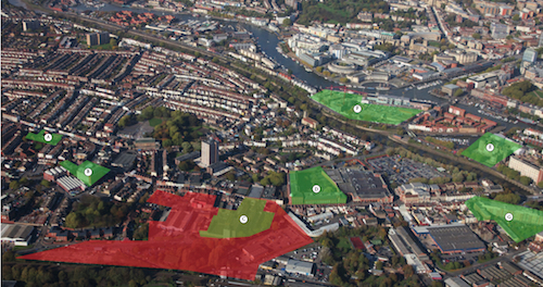 Bedminster framework plan unveiled